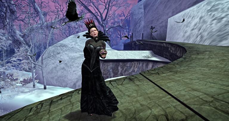 Enchantment Raven Queen