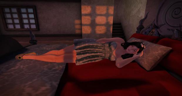 """To dream, perchance to sleep.."""